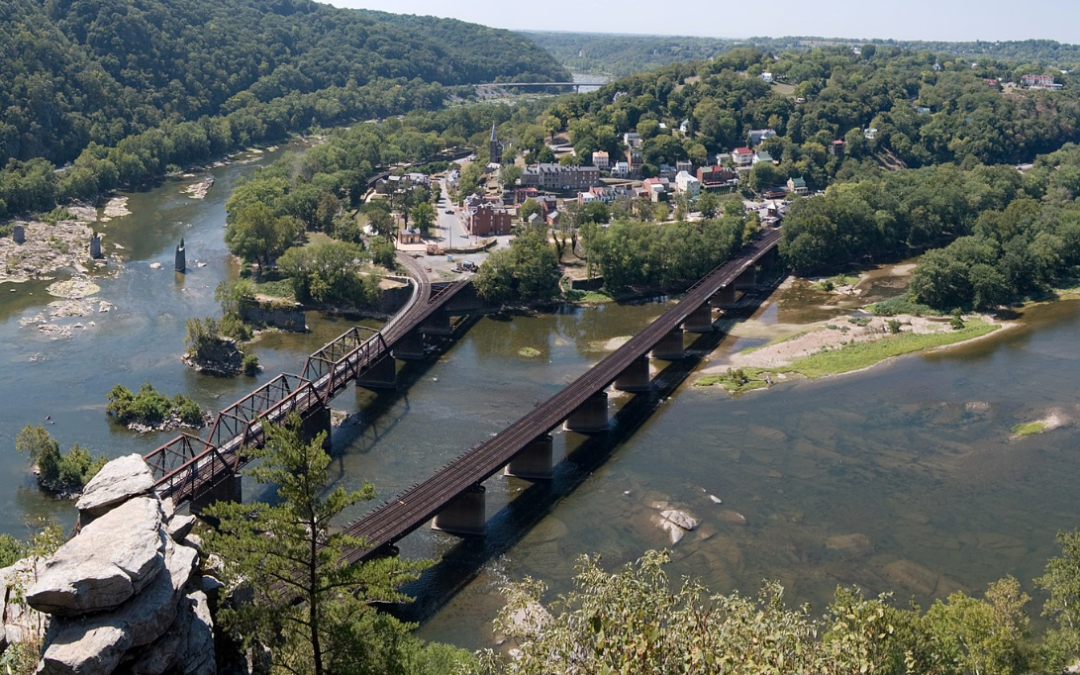 Past-life in Harper's Ferry, WV wows woman in reading
